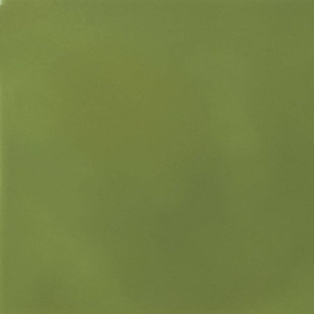 """Solistone 6"""" x 6"""" Hand-Painted Ceramic Wall Tile in Nopal Green (Price per Case of 10)"""