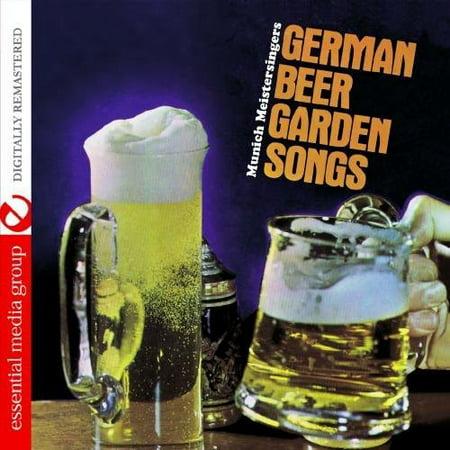German Beer Garden Songs