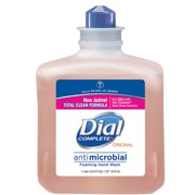 Dial, DIA00162EA, Complete Antibacterial Foam Handwash Refill, 1 Each, Orange, 33.8 fl oz (1000 mL)