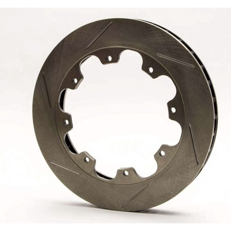 Racing Disc - AFCO RACING PRODUCTS 6640107 Disc Brake Rotors Brake Rotor 11.75 x1 .25 8blt LH Slotted