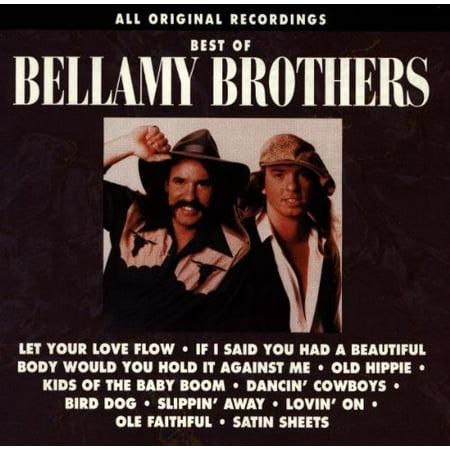 Best of the Bellamy Bros (CD)