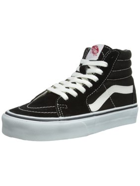 a875dfc8744 Product Image Vans Sk8-Hi (Black Black White) Men s Skate Shoes-9