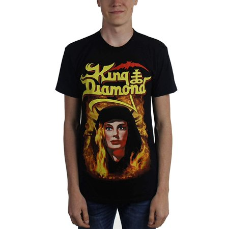 King Diamond Men's Fatal Portrait T-Shirt Black ()