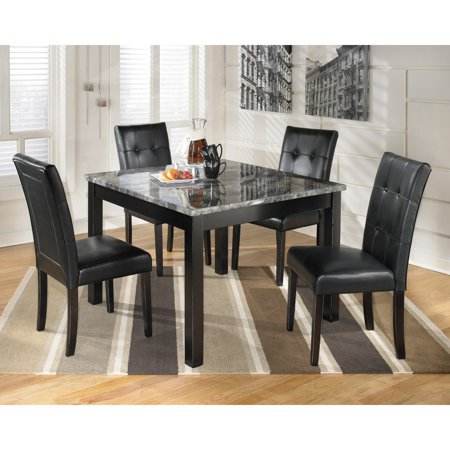 ashley dining room sets. Signature Design by Ashley Maysville 5 Piece Dining Table Set