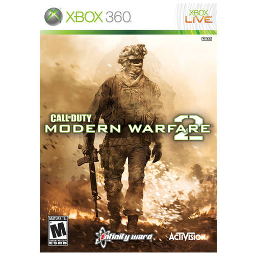 Activision Call Of Duty-Modern War 2 (Xbox 360) - Pre-Owned