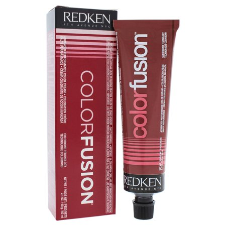 Color Fusion Color Cream Fashion - 3Rv Red-Violet by Redken for Unisex - 2.1 oz Hair Color