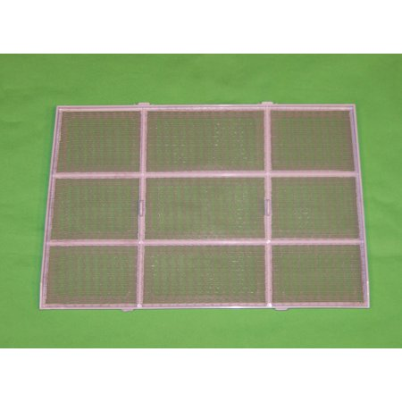 OEM Delonghi Air Conditioner Filter Originally Shipped With: PACAN130ESWH3A PACAN130HPESDG3A PACAN140HPEWC PACAN140HPEWS
