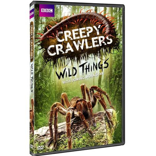Wild Things With Dominic Monaghan: Creepy Crawlers