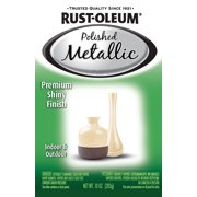 Champagne, Rust-Oleum Specialty Polished Metallic Spray Paint, 10 oz