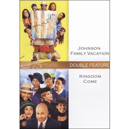 Kingdom Come / Johnson Family Vacation (Double Feature) (Fox 75th Anniversary) (Widescreen, ANNIVERSARY)