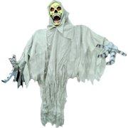 Eye Popper Animatronic Halloween Prop Skeleton