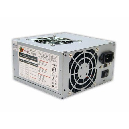 Logisys PS480D2 480W Watt 20+4pin Dual Fan ATX PC Computer Power Supply PSU NEW