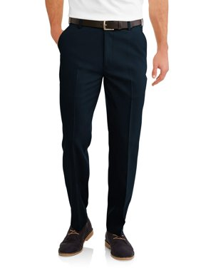 George Mens Performance Comfort Flex Suit Pants