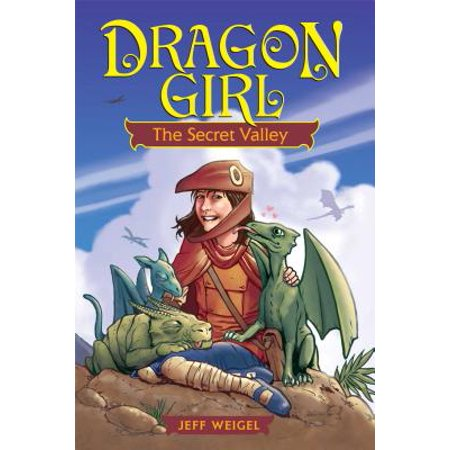 Dragon Girl, Volume 1 : The Secret Valley - Valley Girl Size Chart