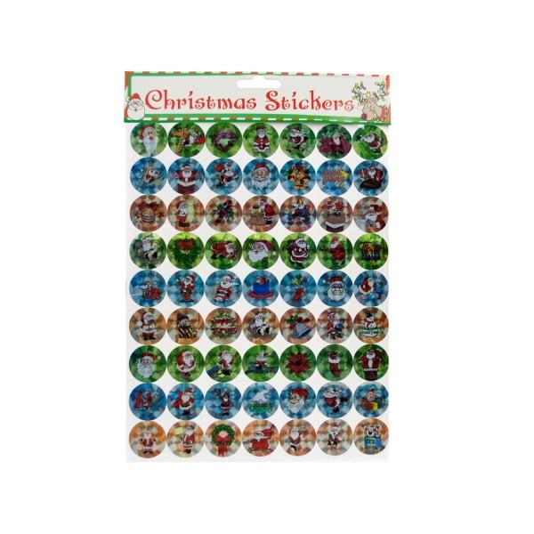 Upc 731015190867 Holographic Christmas Stickers Set