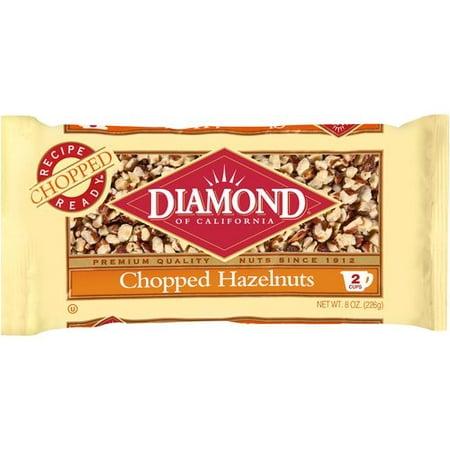 Diamond Foods Diamond of California  Hazelnuts, 8