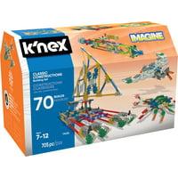 K'NEX Imagine - Classic Constructions 70 Model Building Set