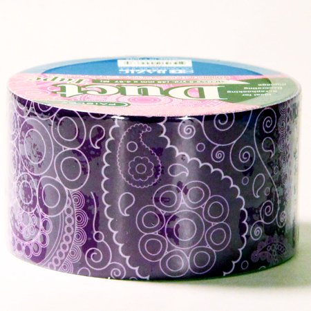 Duct Tape Paisley Print Designer Crafting Decorative Color