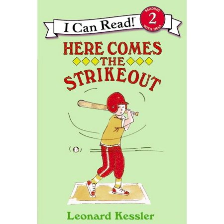I Can Read Level 2: Here Comes the Strikeout (Paperback)