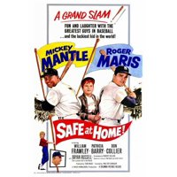 Safe At Home POSTER (27x40) (1962)