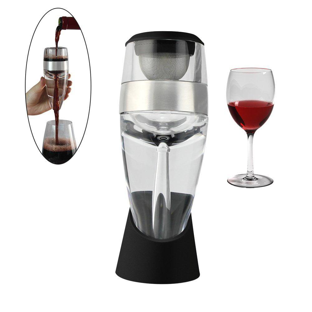 Wine Aerator Red Wine Aerator Decanter Filter Bottle Pour...