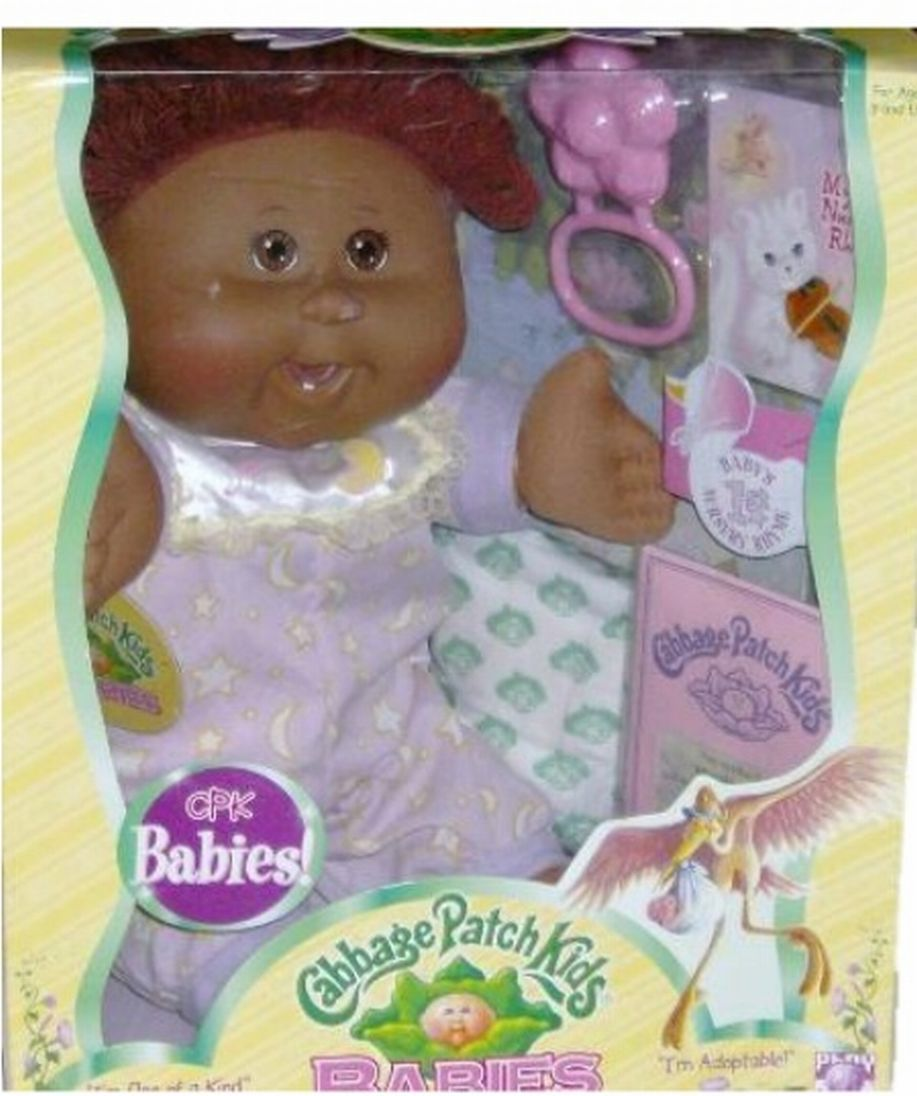Cabbage Patch Kids Babies Doll African American by Jakks Pacific