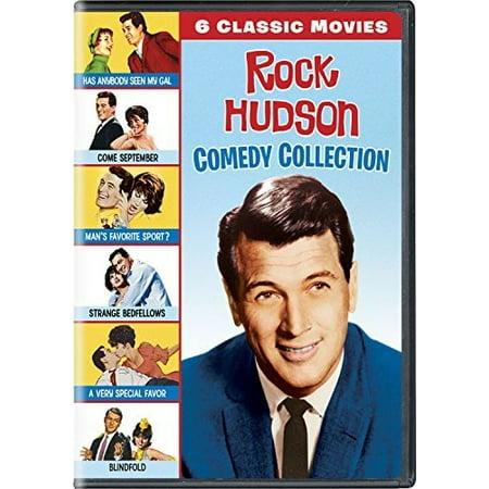 Hudson Music Dvd (Rock Hudson Comedy Collection (DVD) )