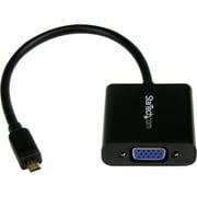 StarTech.com Micro HDMI to VGA Adapter Converter