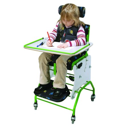 Mss Tilt And Recline Positioning System   Chair And High Mobile Base