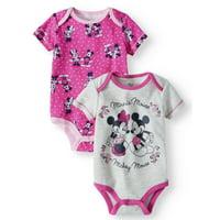 9924ebe71 Baby Girls Bodysuits - Walmart.com