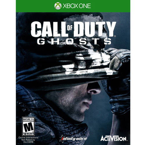 Call Of Duty: Ghosts (Xbox One) - Pre-Owned