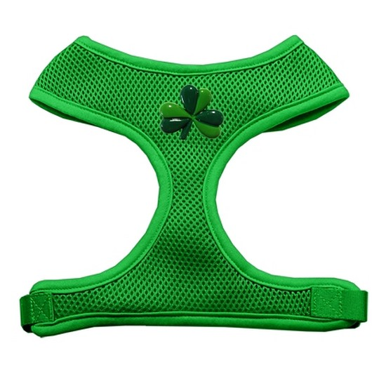 Shamrock Chipper Emerald Harness Large