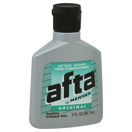 Afta After Shave Lotion and Skin Conditioner, Original - 3 fl