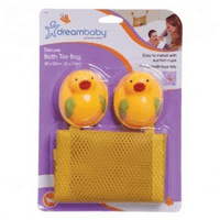 Dreambaby Deluxe Bath Toy Bag - Design May Vary