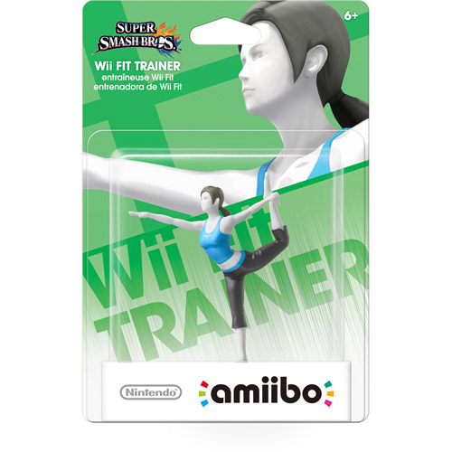 Wii Fit Trainer amiibo (Super Smash Bros Series)