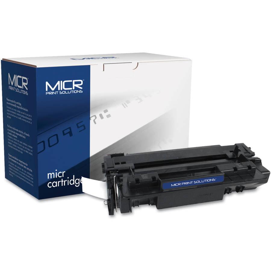 MICR Print Solutions Compatible with Q6511AM MICR Black Toner Cartridge