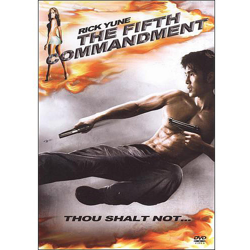 The Fifth Commandment (Anamorphic Widescreen)