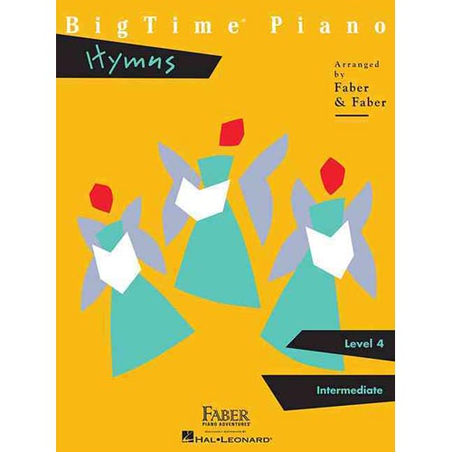 BigTime Piano Hymns: Level 4: Intermediate