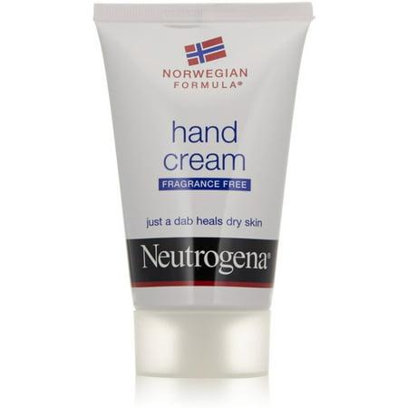 6 Pack - Neutrogena Norwegian Formula Hand Cream Fragrance-Free 2 (Neutrogena Norwegian Formula)