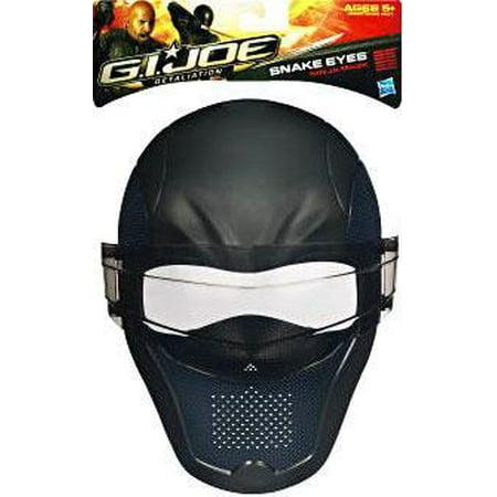 GI Joe Retaliation Snake Eyes Ninja Mask - Gi Joe Snake Eyes