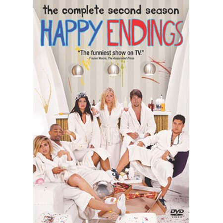 Happy Endings: The Complete Second Season (DVD)