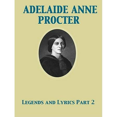 Legends and Lyrics Part 2 - eBook