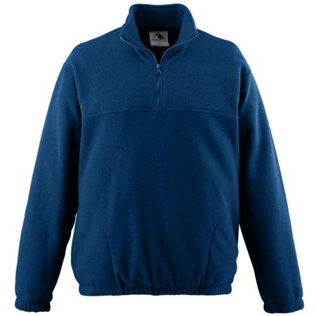 Augusta Yth Chill Flc 1/2 Zip Pullover Navy Xs - image 1 de 1