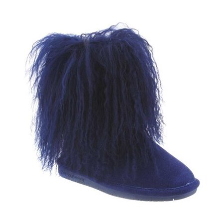 Bearpaw Boo Youth - Cobalt Blue 3 Boo Girls Youth