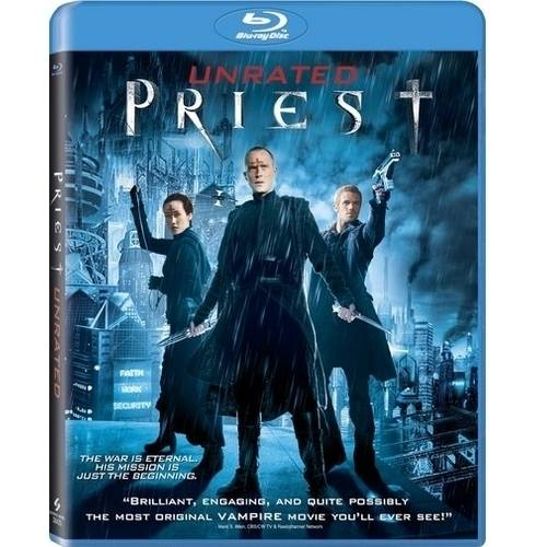 Priest (Unrated) (Blu-ray) (Anamorphic Widescreen)