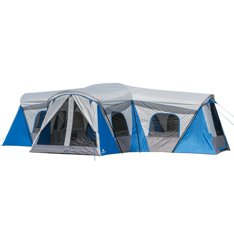 7e583cb3dd0f Ozark Trail Hazel Creek 16 Person Family Cabin Tent