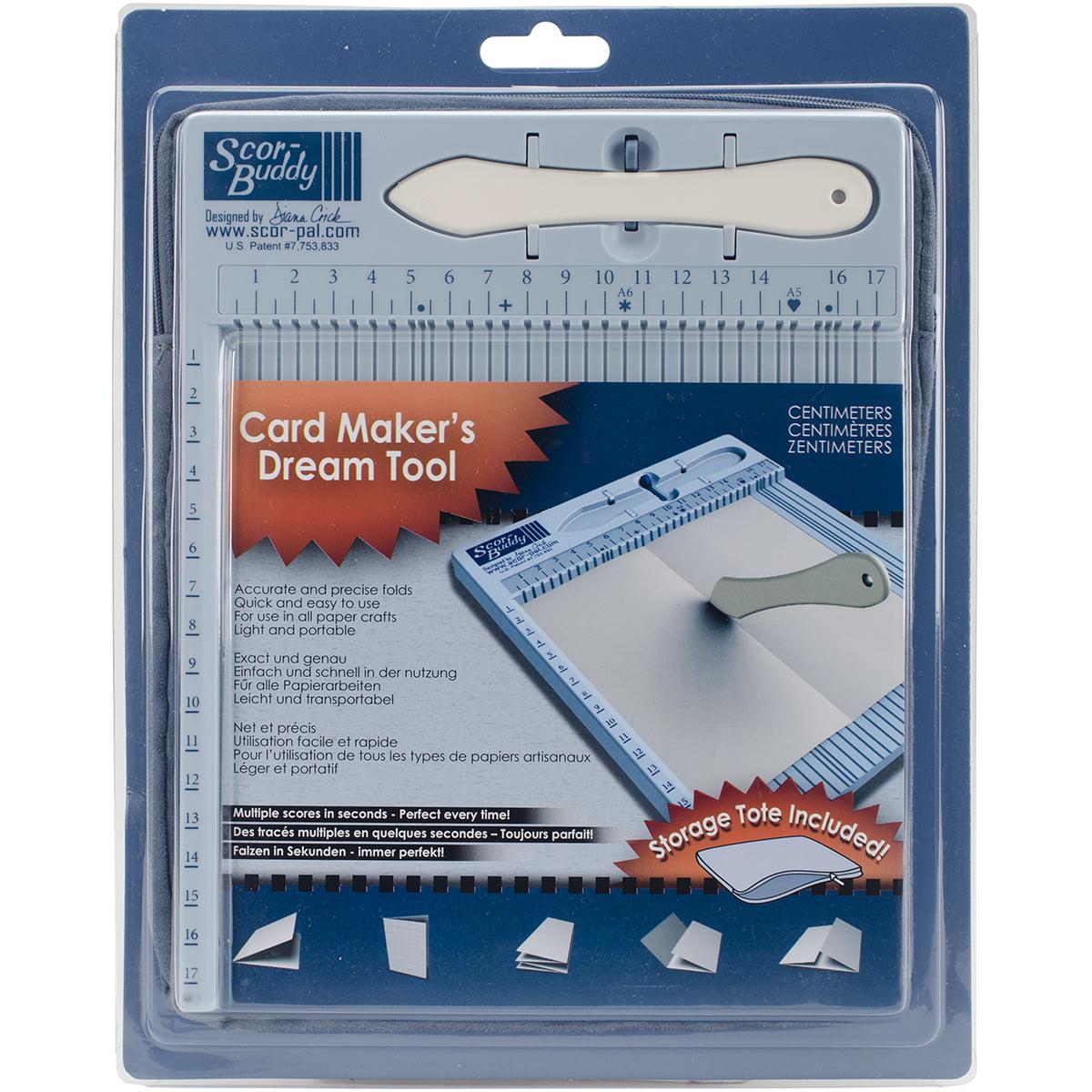 Scor-Pal Scor-Buddy Mini Scoring Board 24cmX19cm-Metric