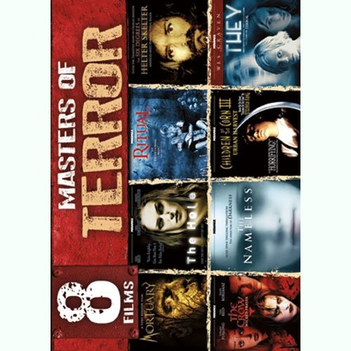 Masters Of Terror, Vol. 1: Dracula III: Legacy / The Prophecy II / Halloween: Resurrection / Roman / Live Animals / Puppet Master / The Nurse / Paranormal Entity