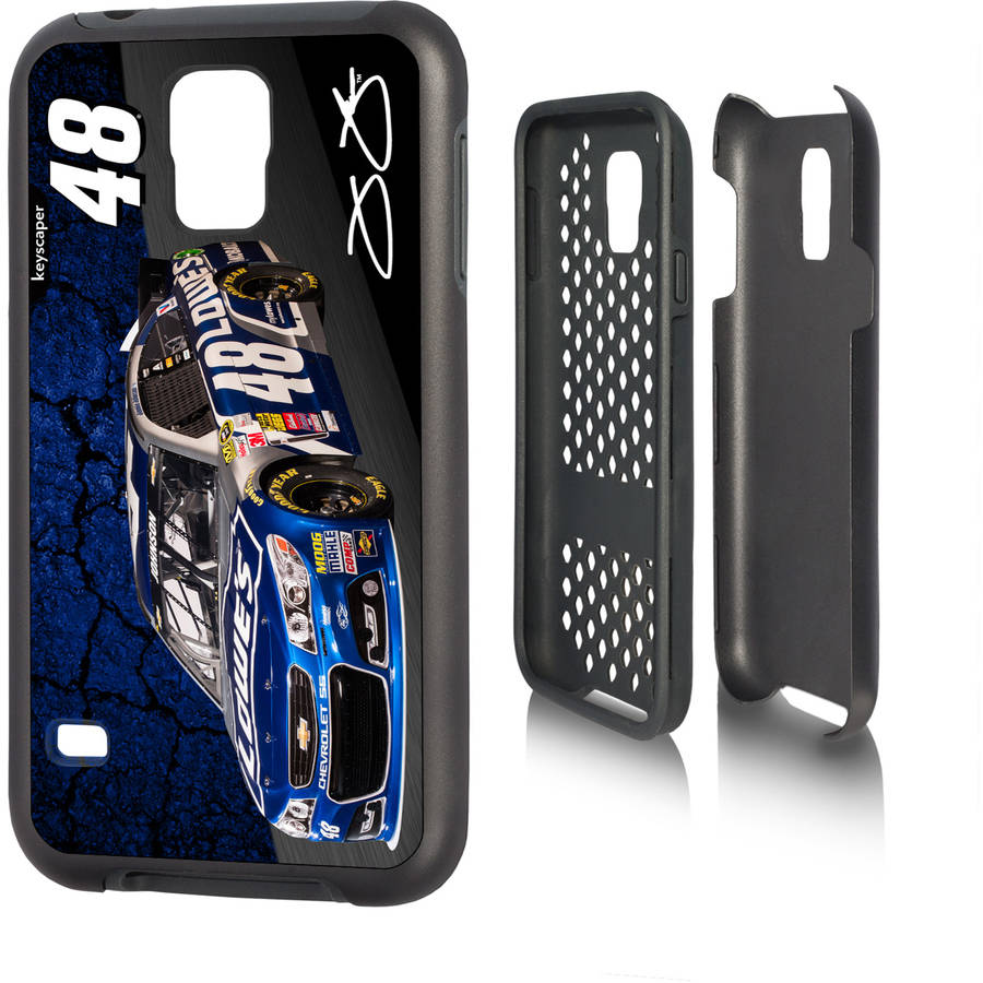 Jimmie Johnson #48 Galaxy S5 Rugged Case