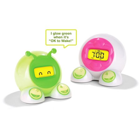 Ok To Wake    Childrens Alarm Clock And Nightlight